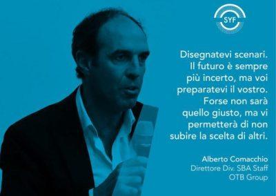 Alberto Comacchio SYF