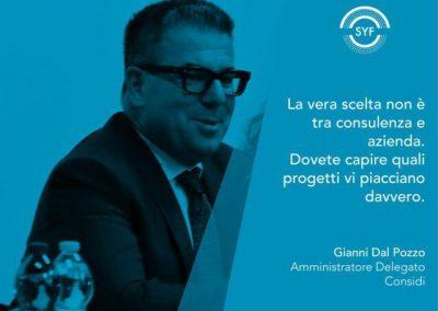 Gianni Dal Pozzo SYF
