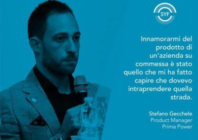 Stefano Gecchele SYF